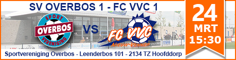 SV OVERBOS 1 - FC VVC 1