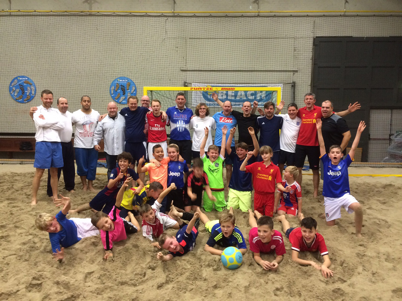 VVC O12-1 @ The Beach Aalsmeer